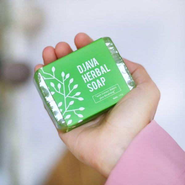 DJAVA Herbal Soap Bidara Plus Binahong