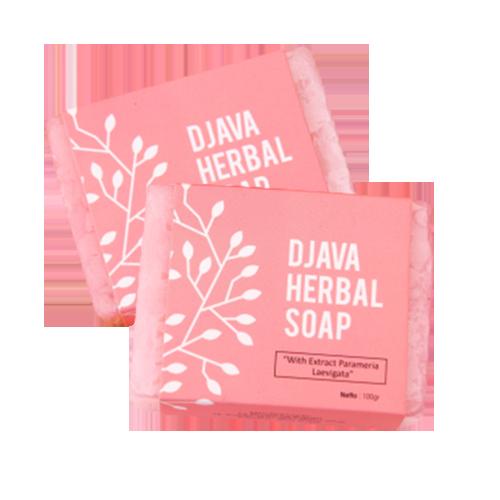 DJAVA Herbal Soap Parameria Laevigata